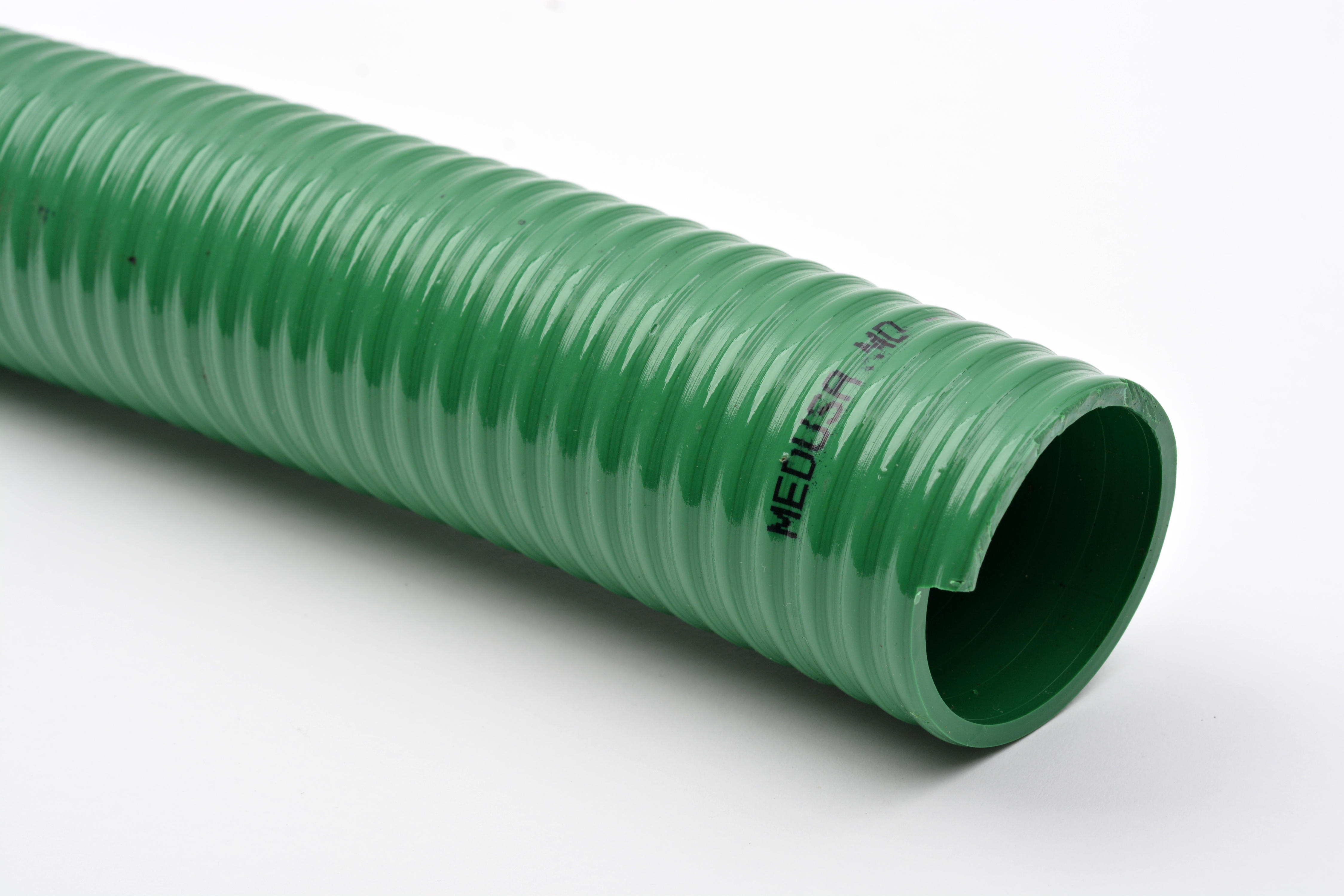 Green Medium Duty Suction & Delivery Hose