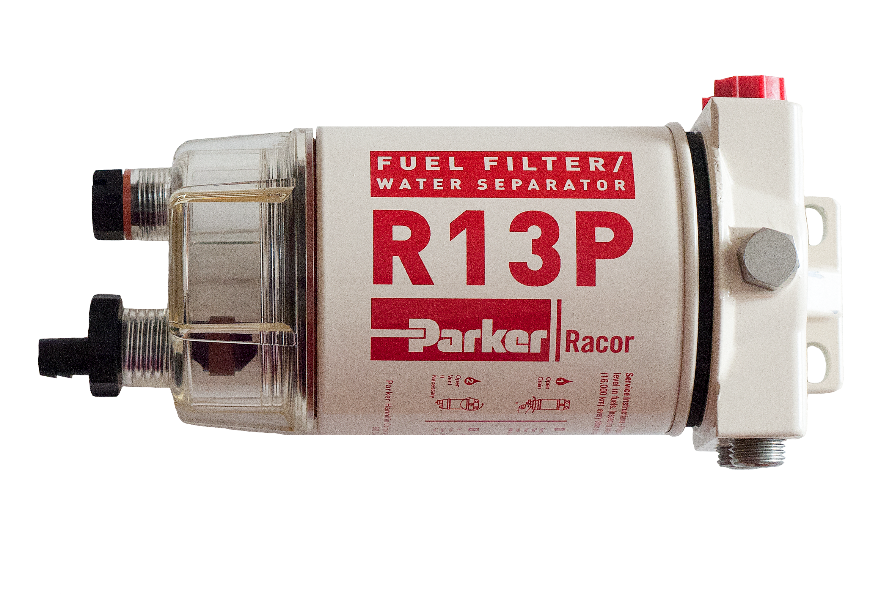 120BP Racor Fuel Filter/Water Separator