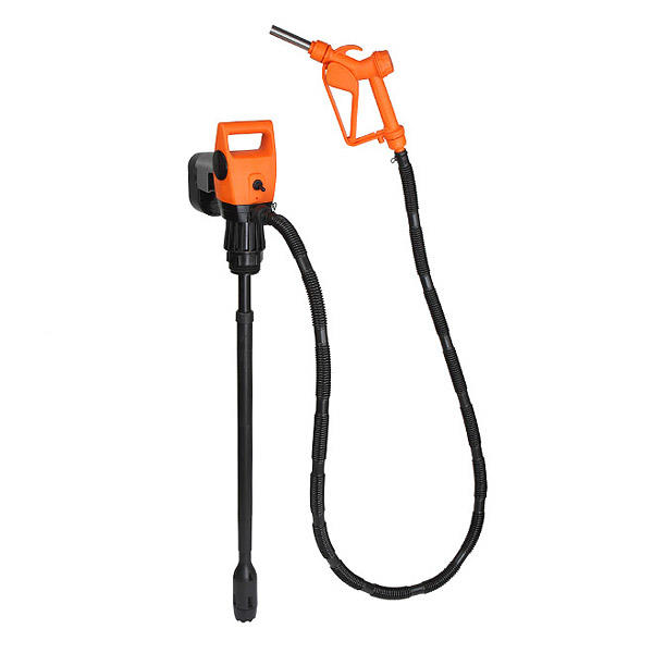 Battery Operated Drum Pump