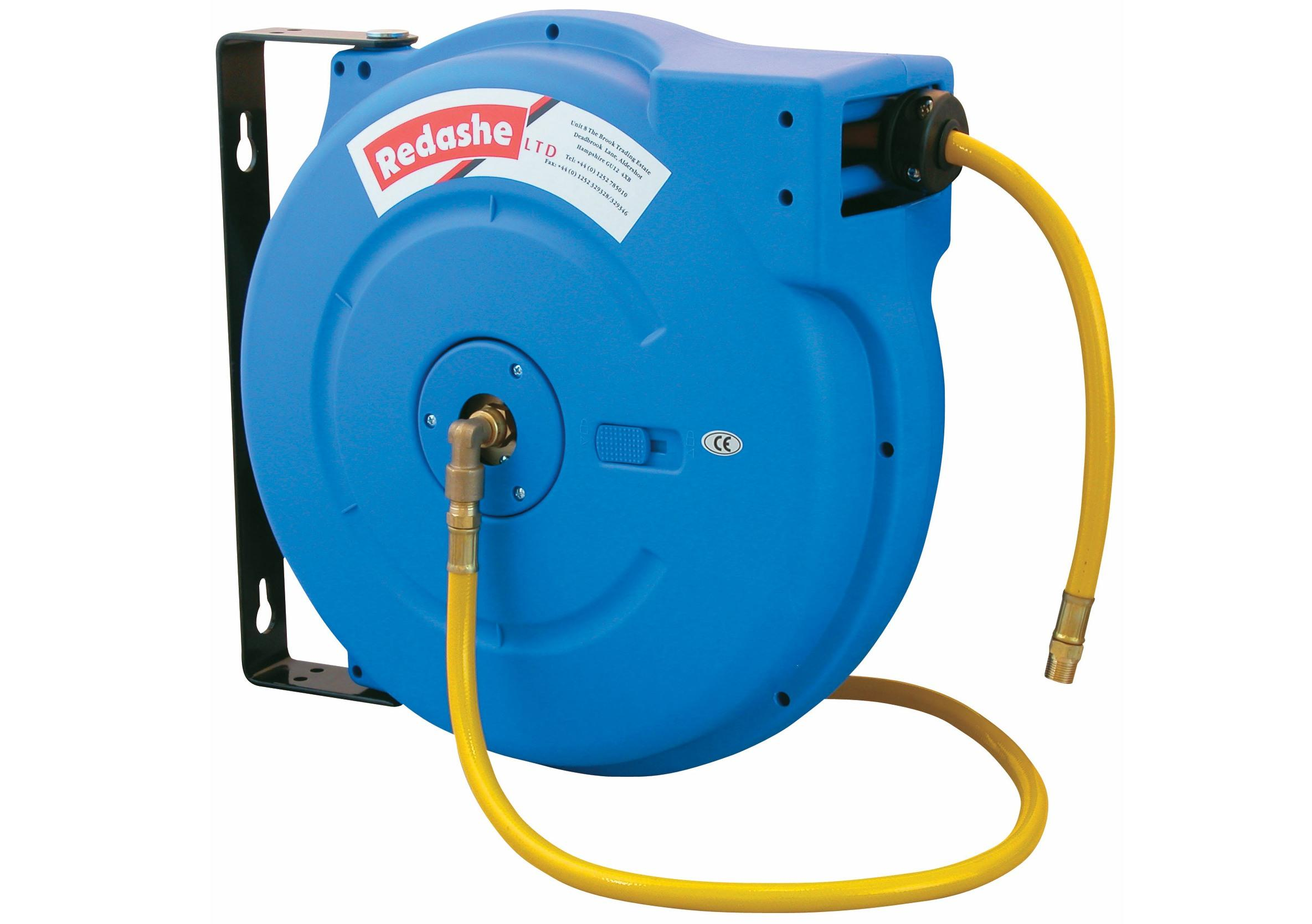 Compressed Air & Water Reels