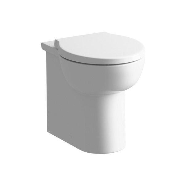 Moods Mimosa Back To Wall Toilet with Soft Close Seat
