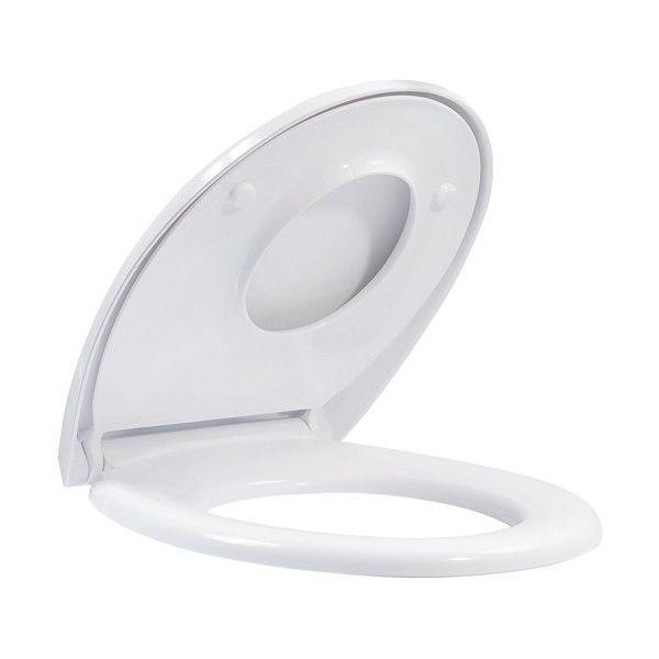 Technical Drawing Moods Family Soft Close Toilet Seat