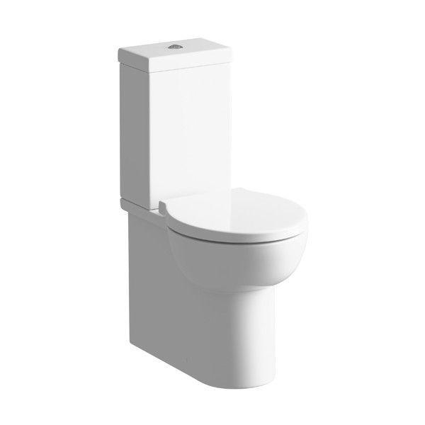Moods Mimosa Close Coupled Toilet with Soft Close Seat