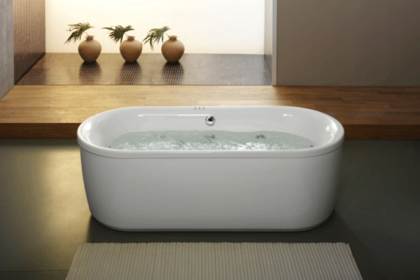 Aquaestil Metauro Classic Bath Panel