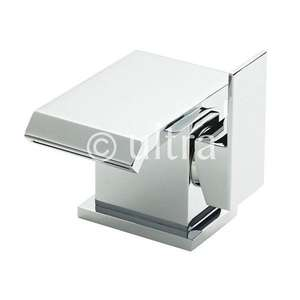 Ultra Side Action Mono Basin Mixer Tap without Waste TMI305