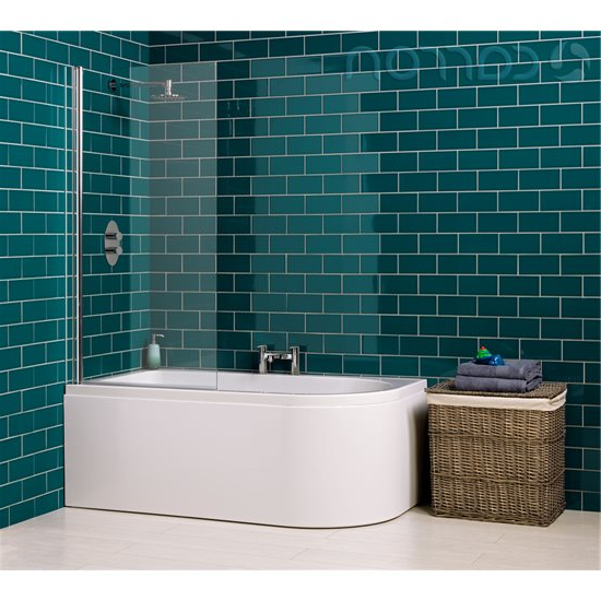 RH Carron Status Whirlpool Shower Bath