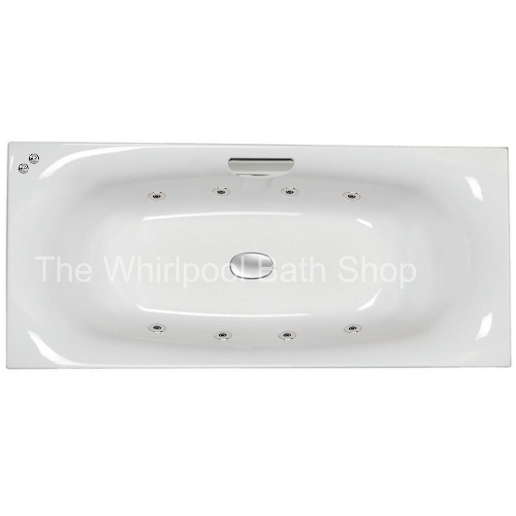 8 jet Carron Echelon 1800 x 800 mm Whirlpool Bath