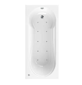 Aquaestil Modena 10 Jet Spa Bath