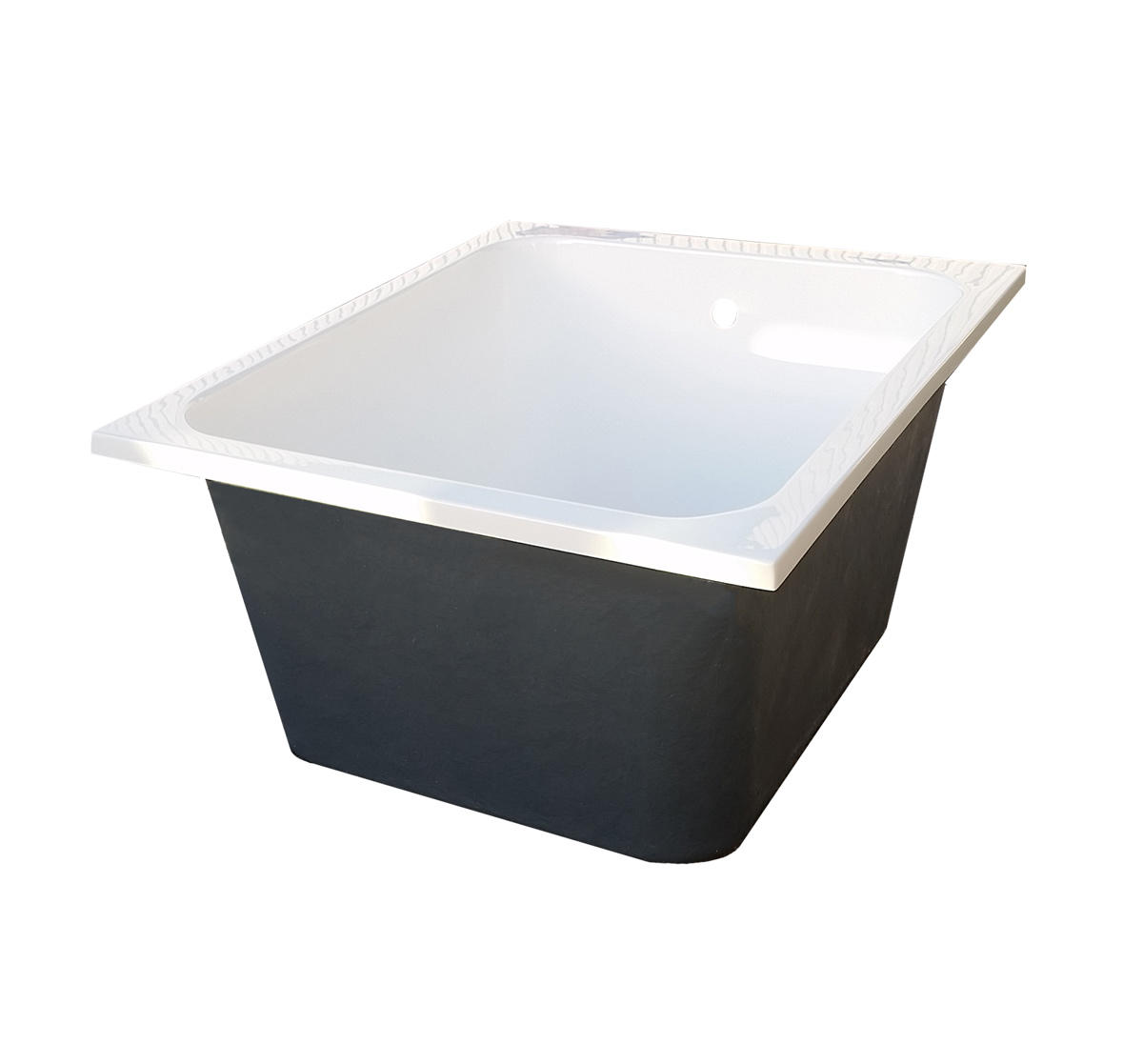 24 jet oriental deep soaking japanese soaking tub for How deep is a normal bathtub