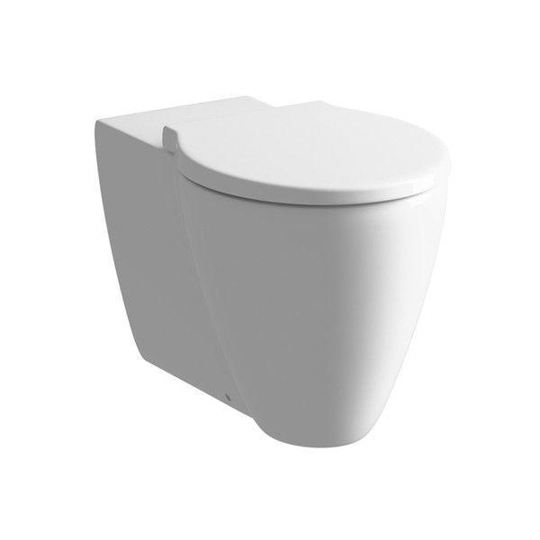 Moods Tarragon Back To Wall Toilet