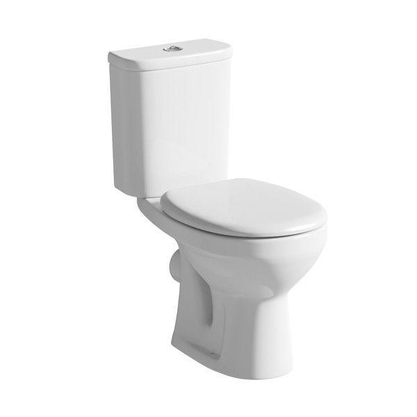Moods Naples Close Coupled Toilet with Soft Close Seat