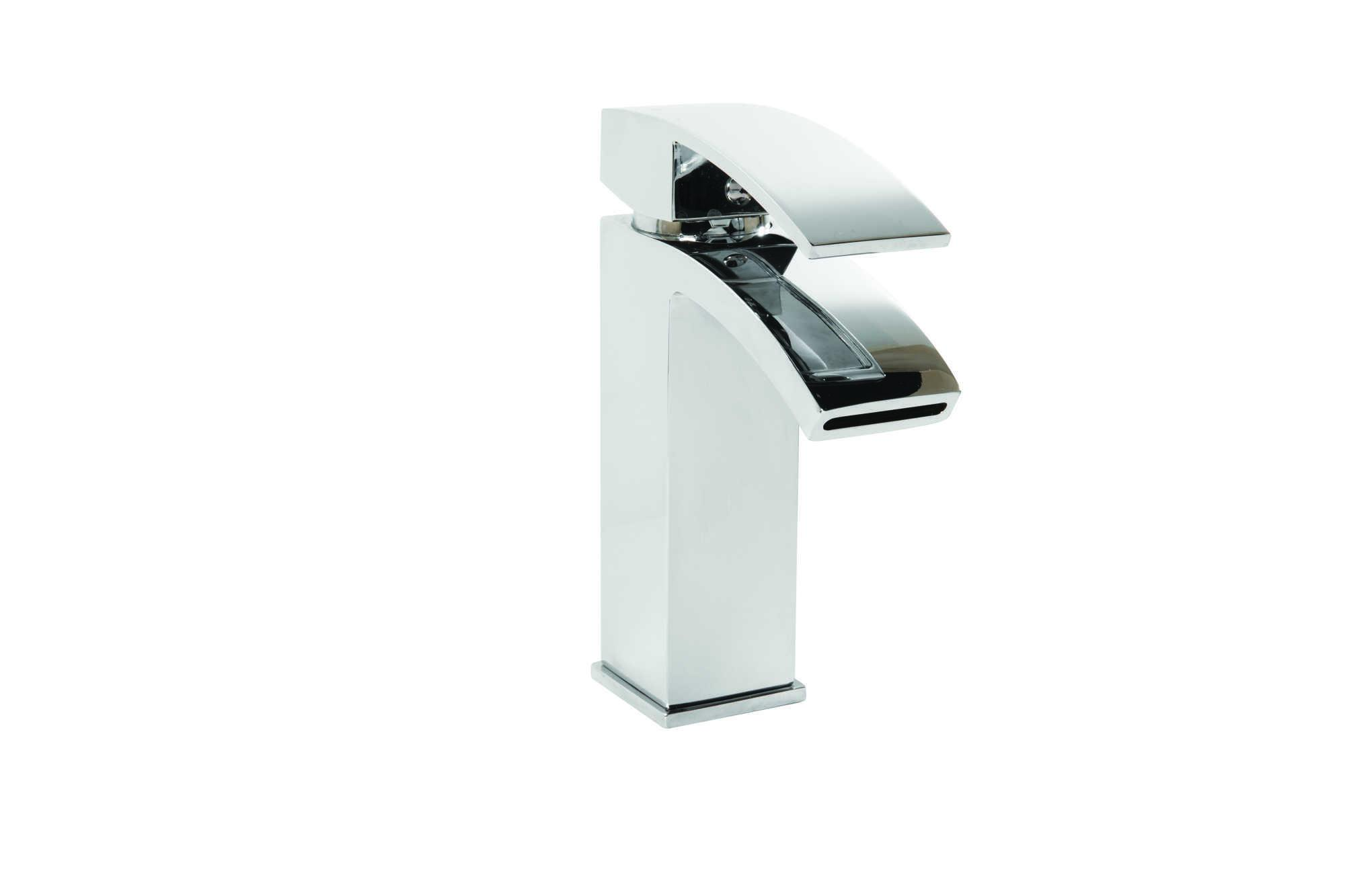 Peak Mono Basin Mixer