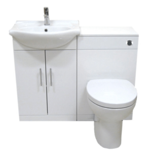 Arctic Bathroom Furniture