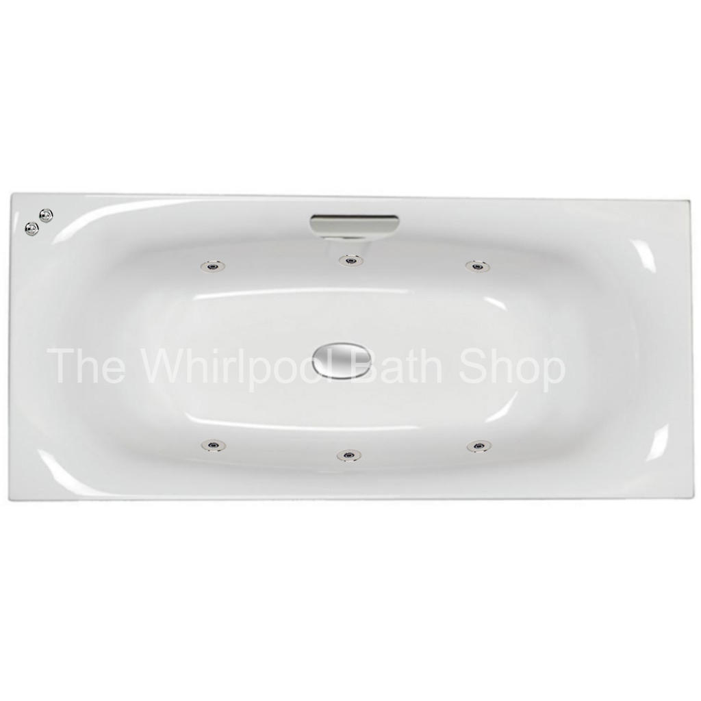Carron 6 Jet Echelon 1700 x 750 mm Whirlpool Bath