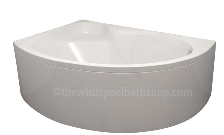 Carron Swan Offset Bath Panel