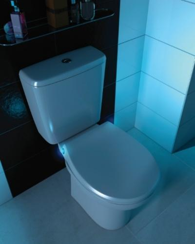 LED Toilet Seat | Sound Activated Technical