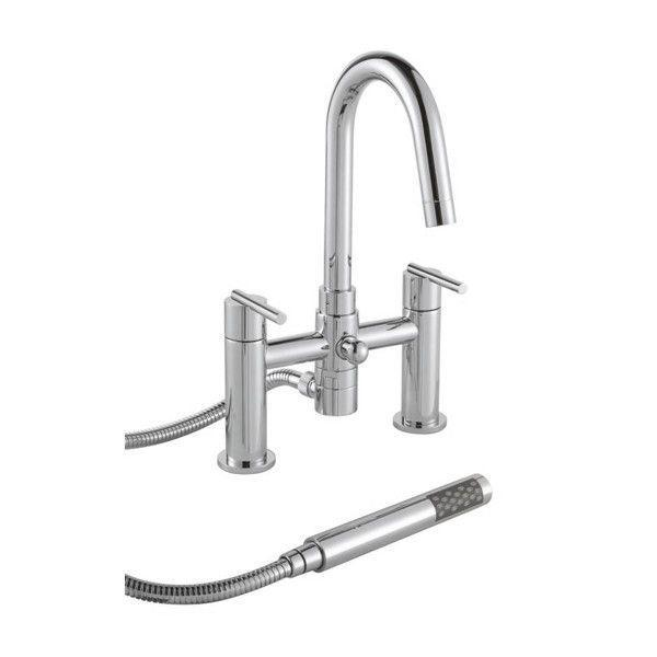 Ultra Verity Bath Shower Mixer with Shower Kit TVT304