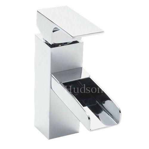 Hudson Reed Art Open Spout Mono Basin Mixer Tap Without Waste AR