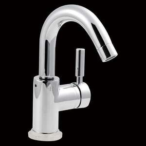 Hudson Reed Tec Single Lever Cloakroom Basin Mixer PN386