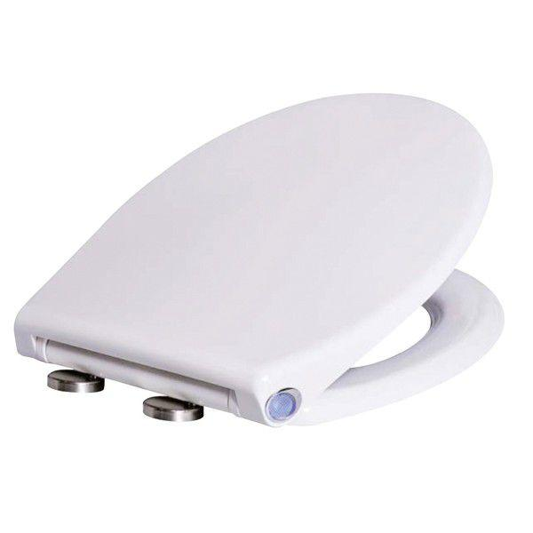 Moods LED Soft Close Toilet Seat