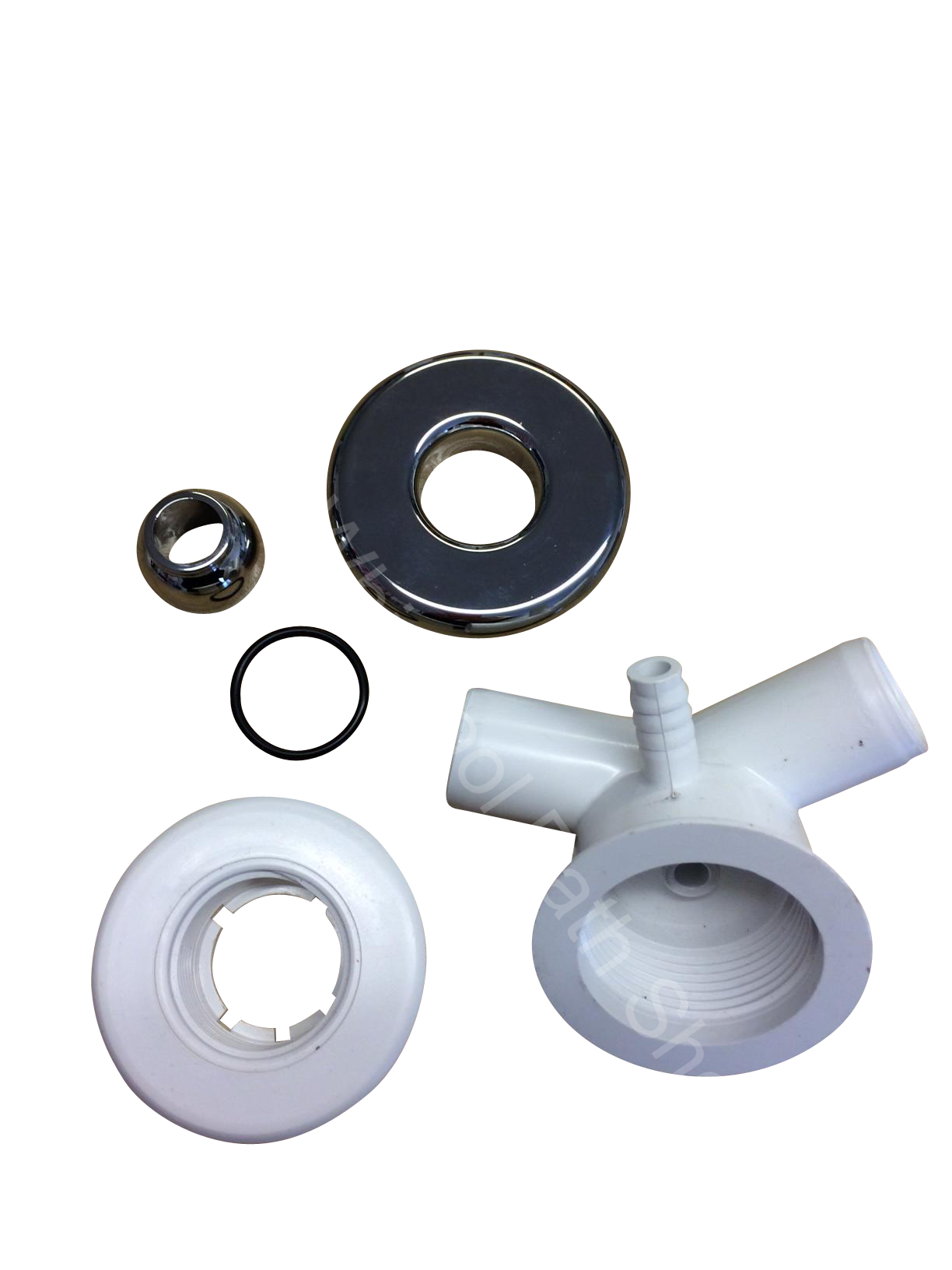 V-Tec Self Draining Whirlpool Jet Components
