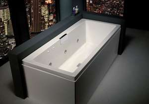 Carron Celsius 1700 x 750 Whirlpool Bath RH 19.201R