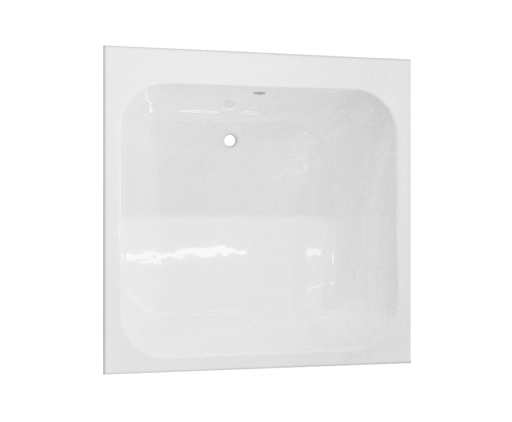 Oriental Deep Soaking Tub 1100 x 1100 mm