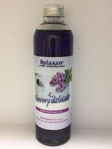 Delicate Lilac Aromatherapy Oil for Whirlpool & Jacuzzi Baths