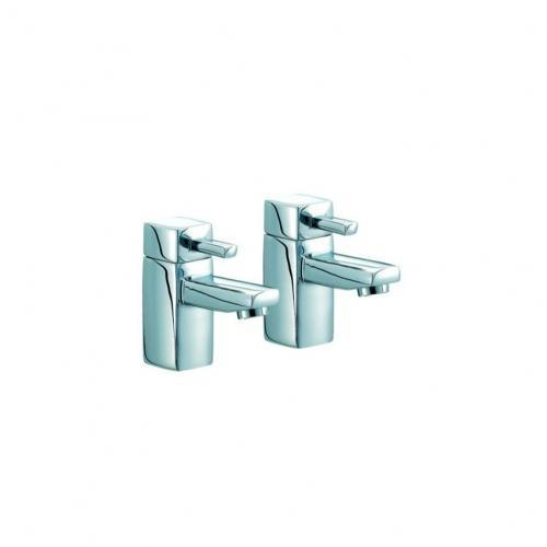 Moods Vero Bath Pillar Taps