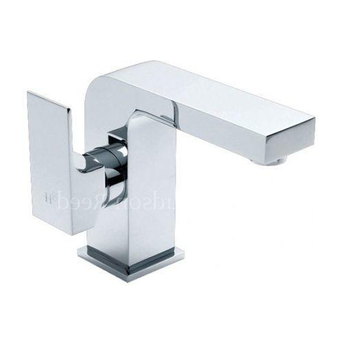 Hudson Reed Art Side Action Mono Basin Mixer Tap Without Waste A
