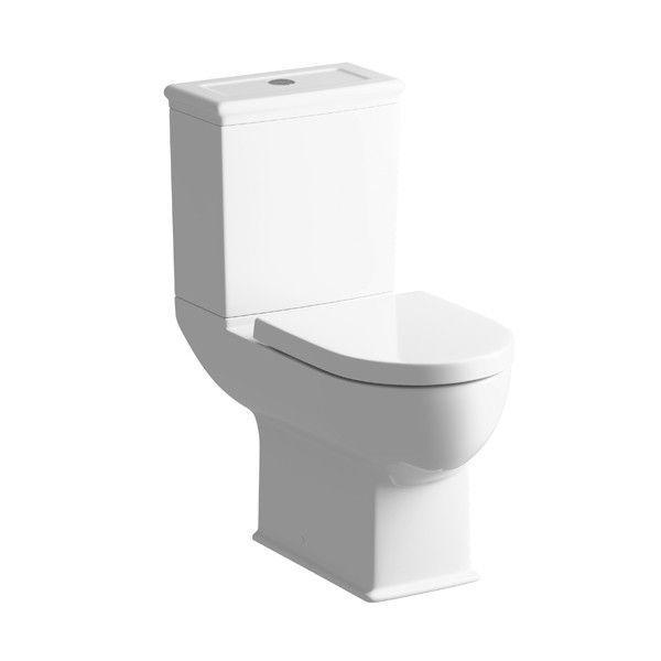 Moods Melissa Close Coupled Toilet with Soft Close Seat