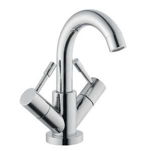 Sapphire Mono Swivel Spout Basin Filler & Waste | Designer Collection