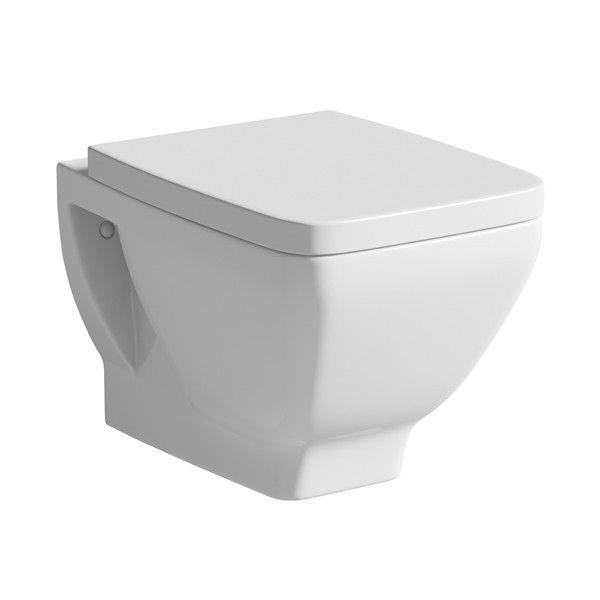 Moods Neroli Wall Mounted Toilet with Soft Close Seat