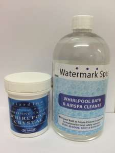Whirlpool Spa and Jacuzzi Bath Cleaning Pack
