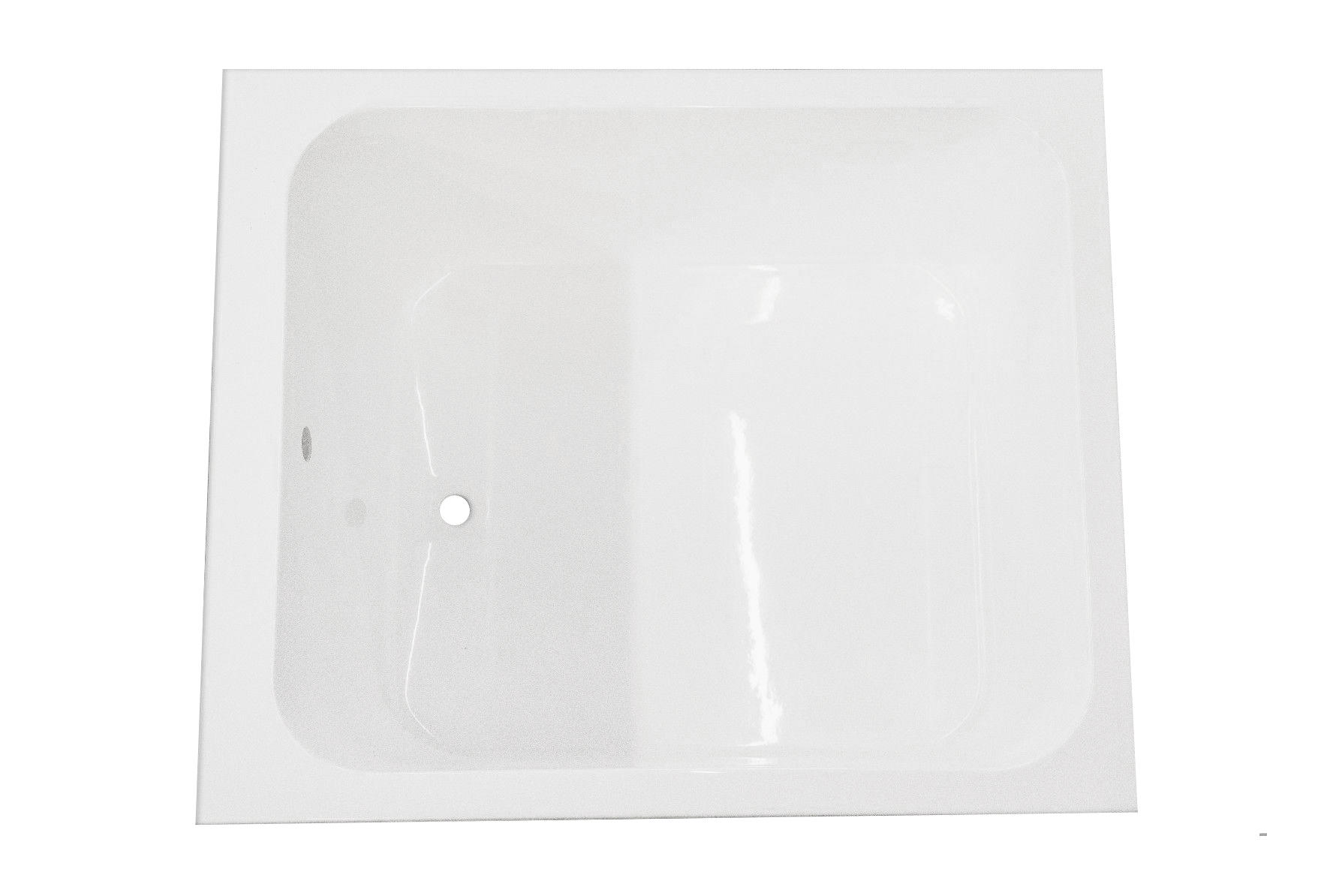 Oriental Deep Soaking Tub 1200 x 1000 mm