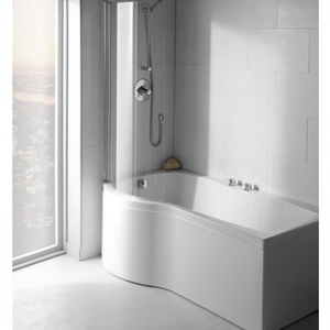 Carron Arc LH Shower Bath room set