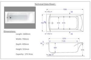 Sigma Technical Drawing