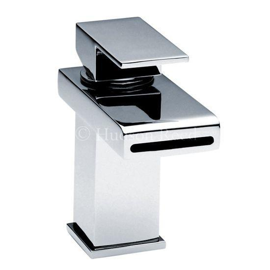 Hudson Reed Strike Mono Basin Mixer Tap Without Waste STR315