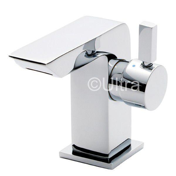 Ultra Mini Side Action Mono Basin Mixer Tap PM365