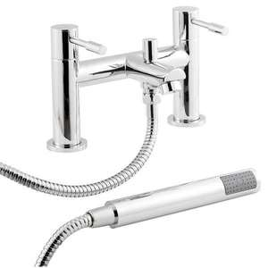 Sapphire Bath Shower Mixer | Designer Collection