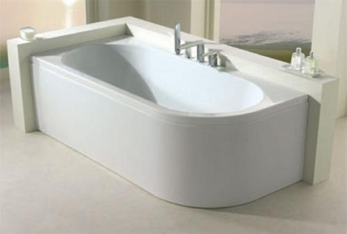 Carron Status LH 1700 x 800 mm 11 Jet Corner Bath