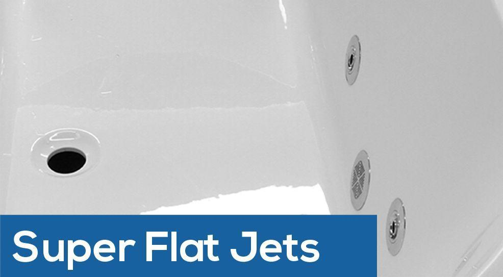Flush Side Jets
