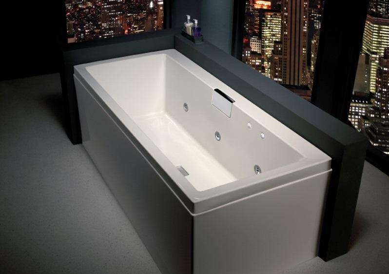 Carron Celsius 1700 x 750 Whirlpool Bath LH 19.201L