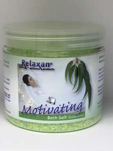 Refreshing Green Tea Sea Bath Salts for Whirlpool & Jacuzzi Baths