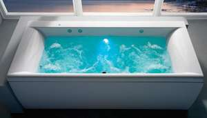 Carron Haiku 1800 x 900 18 Jet Whirlpool Bath 23.5331