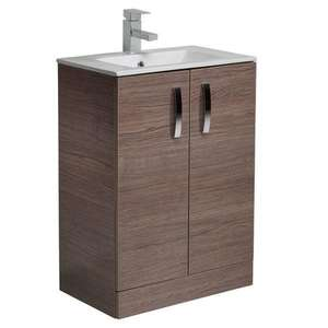 Tavistock Swift 600mm Montana Floorstanding Vanity Unit & Basin