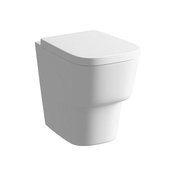 Moods Amyris Back To Wall Toilet & Seat