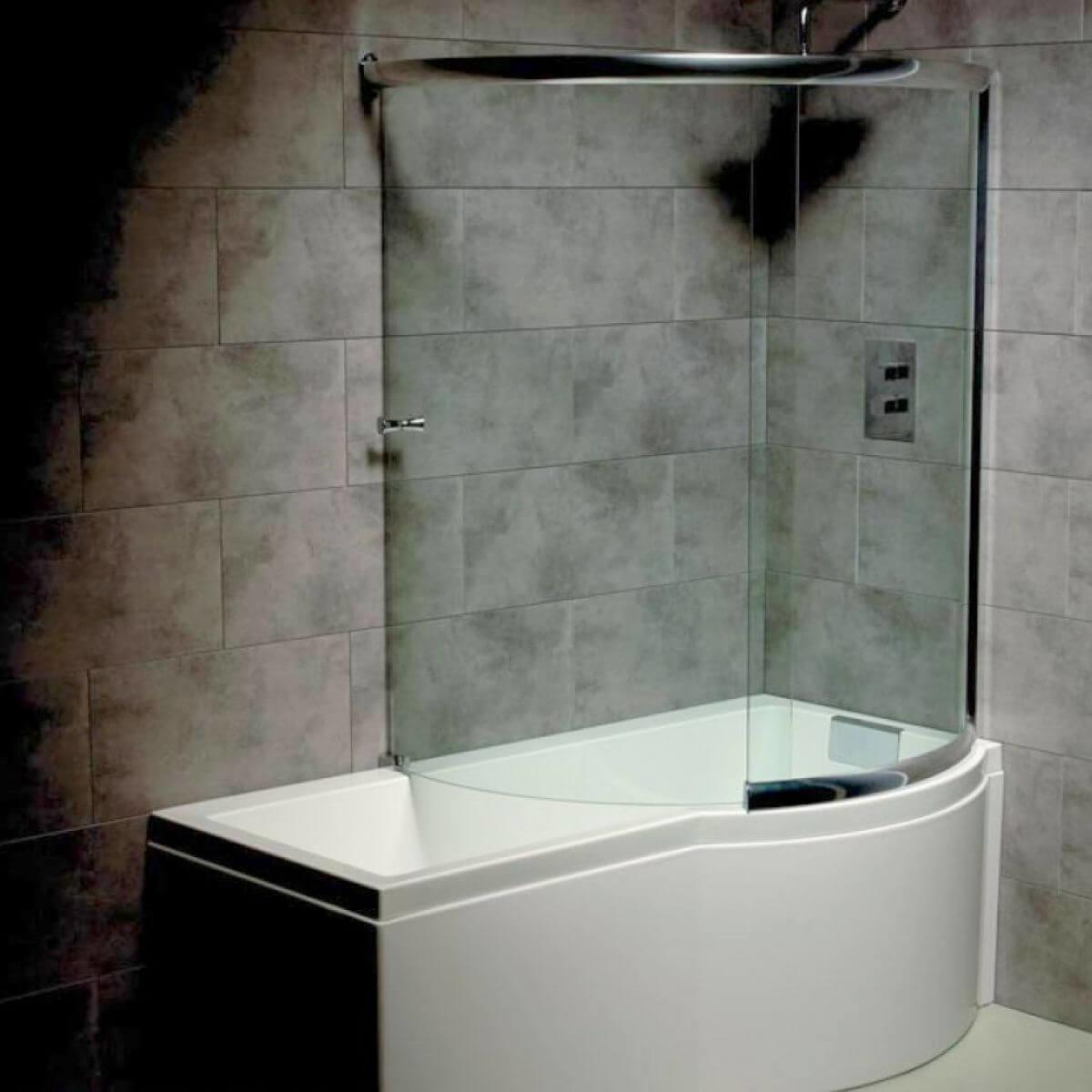RH Carron Celsius Whirlpool Shower Bath