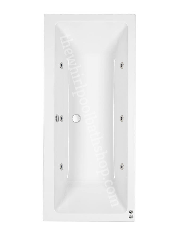 Carron Quantum Duo 1700 x 700 6 Jet Bath