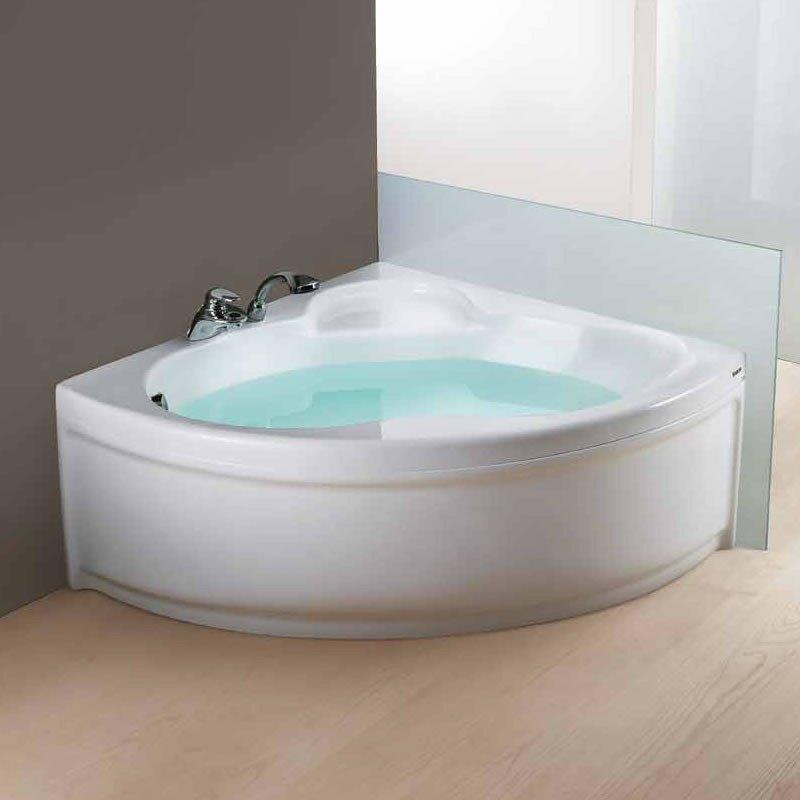 Whirlpool and Spa Bath Shapes and Styles